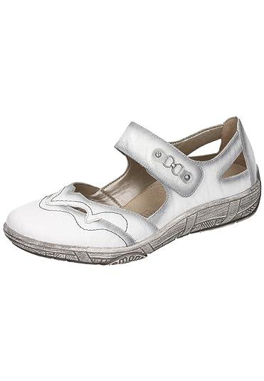 save off a36ae 7761a Amazon.com   Dorndorf/Remonte Womens L.Ballerina White ...