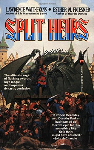 book cover of Split Heirs