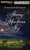 img - for Starry Montana Sky by Debra Holland (2012-08-28) book / textbook / text book
