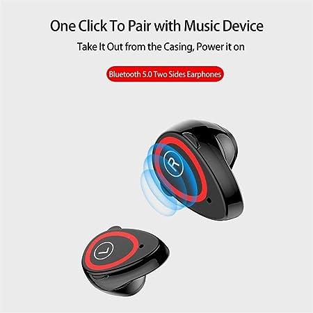 Amazon.com: QKa - Reloj inteligente 2 en 1 con auriculares ...