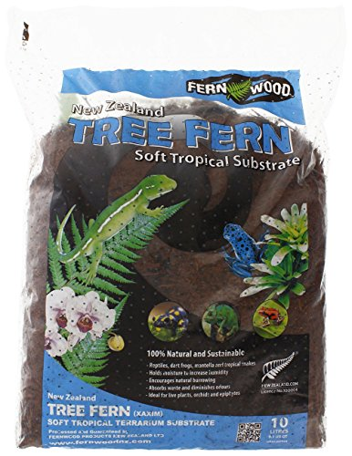 Tree Fern Jungle Substrate - 10 Liter Bag