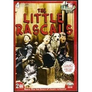 The Little Rascals: 4 Episodes Plus Classic Cartoons
