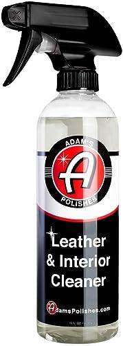 Adam's Polishes Leather & Interior Cleaner, 16oz