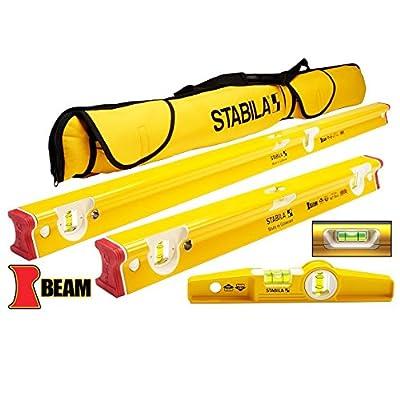 Stabila 48410 R-Beam 3 Level Set