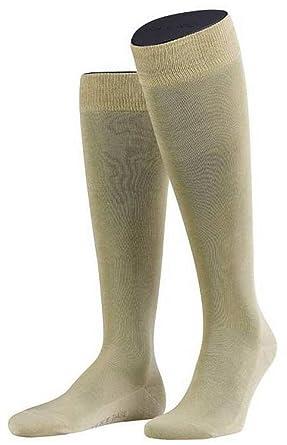 13d1adb58c1 Amazon.com  Falke Mens Sand Tiago Knee High Socks - Beige - Small ...
