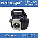 ELPLP49 V13H010L49 3000 Hours Replacement Projector Lamp Bulb with Housing for Epson EH-TW3000/EH-TW3200/EH-TW3500/EH-TW3600/EH-TW3800/EH-TW4000/EH-TW4500/EH-TW5000/EH-TW5500/EH-TW5800 etc