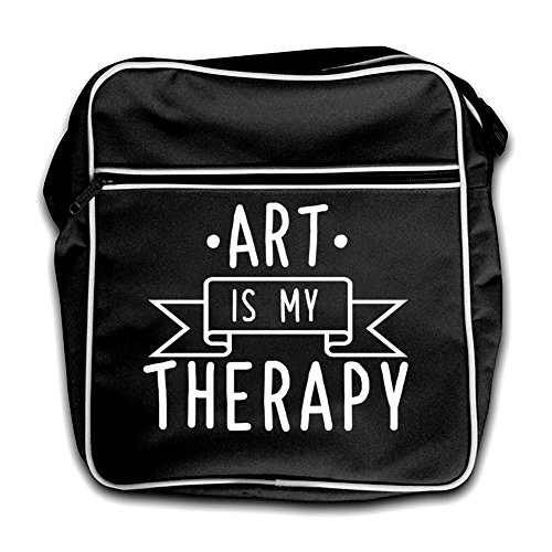 Therapy Art Bag My Flight Black Red Retro Is fZvEz7ZqR