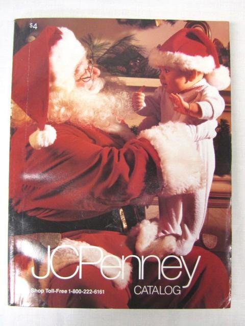 J C Penney Christmas Catalog 1993 (Jcpenney Catalog)