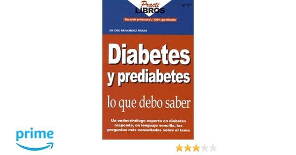 hipoglucemia y prediabetes