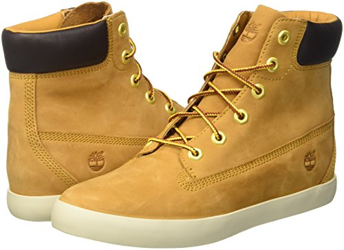 Flannery wheat Boot Inch 6 Women''s Timberland Brown qYwC1O5cx