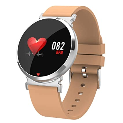 Amazon.com: Smart Watch Fitness Tracker Podómetro ...