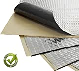 Sound Deadening mat 80mil 36 sqft - Sound Deadener Mat - Car Sound Dampening material - Sound dampener - Sound deadening material sound Insulation - Car Sound deadening Bulk Kit Trunk Hood Door Mats