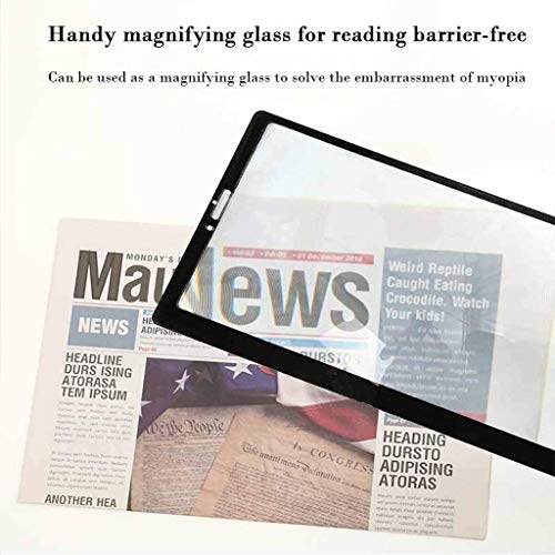 Screen Magnifier 3D HD Mobile Phone Amplifier Projector Enlarger for Movies, Videos, and Gaming Foldable Phone Stand with Screen Amplifier Supports All Smartphones Vertical View (12