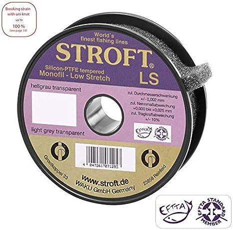 WAKU Schnur STROFT LS Monofile 200m