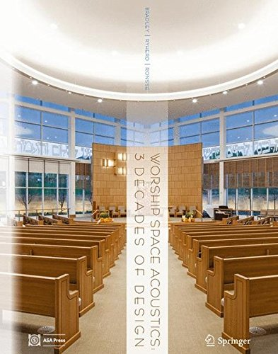 Worship Space Acoustics: 3 Decades of Design