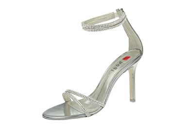 buy popular 17fc4 1cff0 HÖGL Women's Sandalette - sterling silber - Guido Maria ...