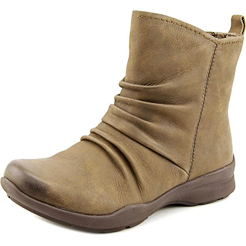 Earth Women's Treasure Slouchy Ankle Boot,Stone Vintage Leather,US 7.5 M by Earth