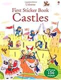 Castles (Usborne First Sticker Books)