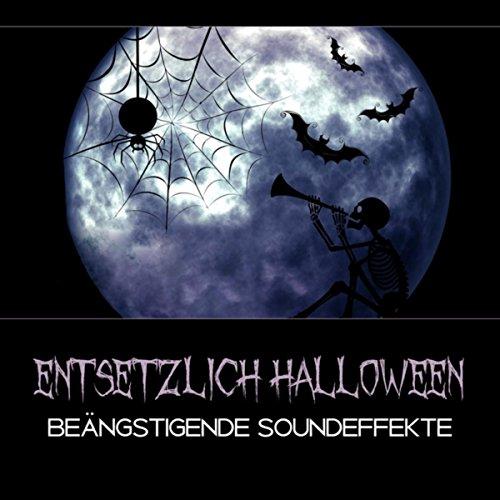 Entsetzlich Halloween - Beängstigende Soundeffekte, Horror Musik, Halloween - Party – Hintergrund, Dunkle Musik, Spaß für -