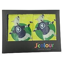 J'colour Unisex Men's Women's Cute Animal Bamboo Novelty Casual Crew Gift Socks