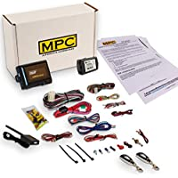 Complete Remote Start kit With Data Module For 2008-2012 Lincoln MKZ - Includes (2) 1 Button Remotes - Firmware Pre-loaded
