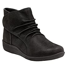 Clarks Women's Cloudstepper Sillian Sway Ankle Boot