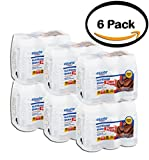 PACK OF 6 - Equate Chocolate Nutritional Shake Plus, 8 Fl Oz, 6 Ct