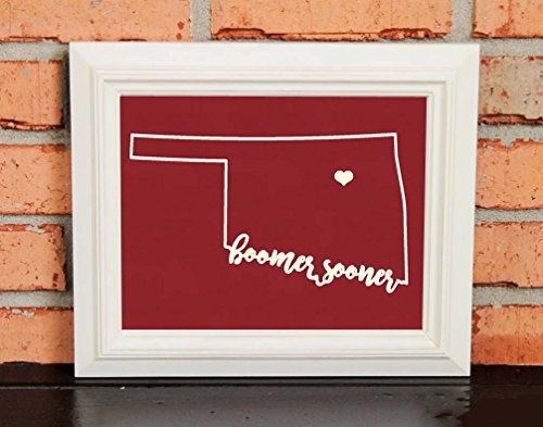 boomer-sooner-college-pride-wall-art-artwork-oklahoma-football-sooners-crimson-and-cream-man-cave-ar