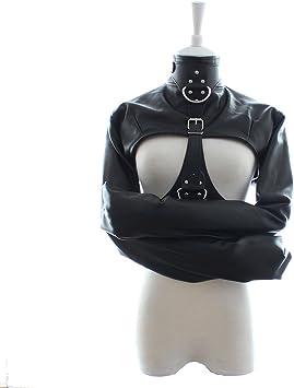 OnundOn Camisa de fuerza para juegos sexuales, para mujer, talla S / M: Amazon.es: Salud y cuidado personal