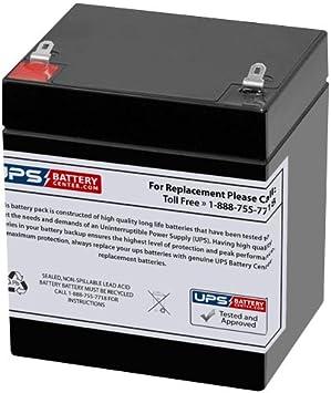 Garage Door Opener Craftsman 41a822 Compatible Replacement Battery By Upsbatterycenter Amazon Ca Electronics