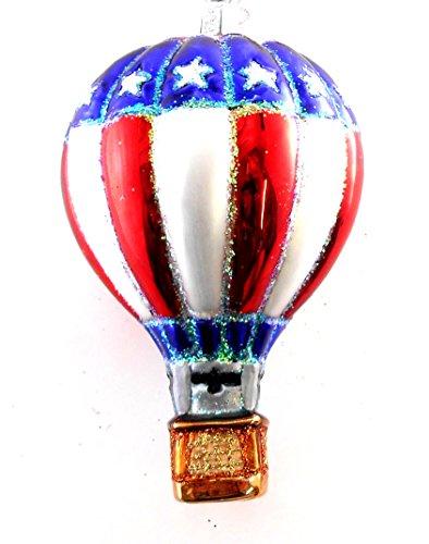 Old World Christmas Hot Air Balloon
