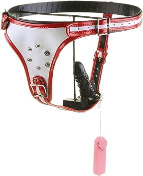 Pene Ropa Interior Pantalones Correa Usable En Masajeador Doble ...