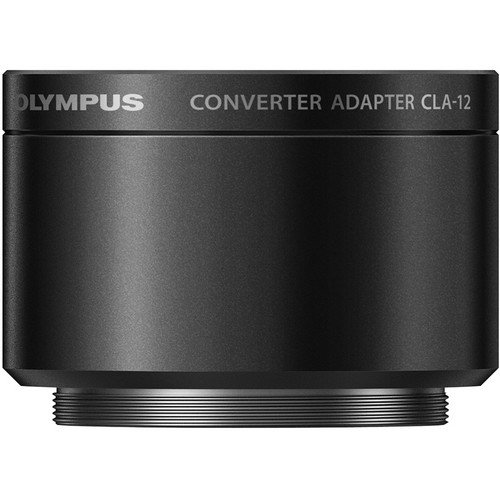 Olympus Lens Adapter CLA-12 for XZ-1 & XZ-2 (Black)