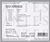 Eesti Portreed - Works for Flute & Guitar from Estonia - Duo Concertante