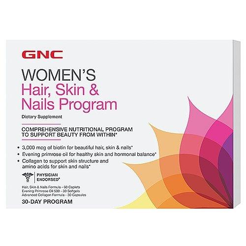 gnc-womens-hair-skin-nails-program-30-day-program