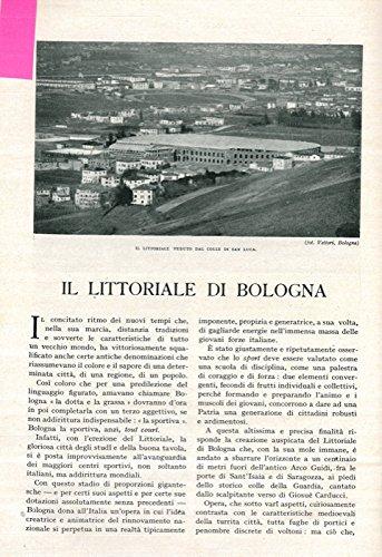 Ara Bologna - Il Littoriale di Bologna.