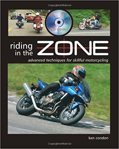 Riding in the Zone by Ken Condon (2009-02-15)