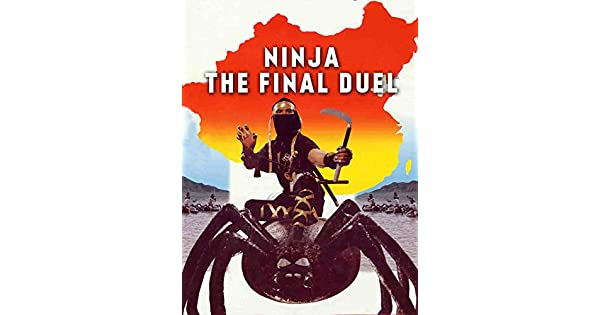 Amazon.com: Ninja The Final Duel: Alexander Lo Rei, Lucifer ...