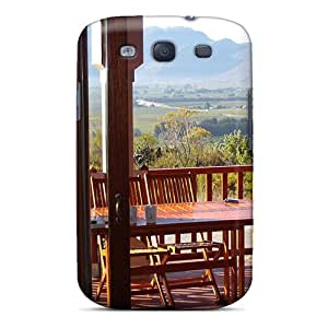 New Arrival View From Villa 01 For Galaxy S3 Case Cover
