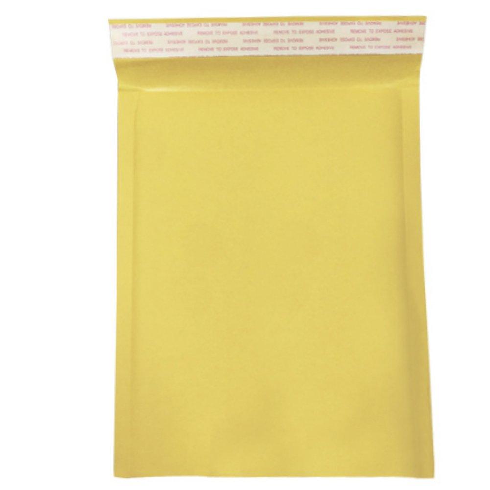 Paquete de Correo Postal Sellado 200 x 300mm,10pcs env/ío Autoadhesivo Show RGTR72 50 Sobres de Burbujas Acolchados Dorados env/ío Postal Sobres de Papel Kraft Embalaje Protector