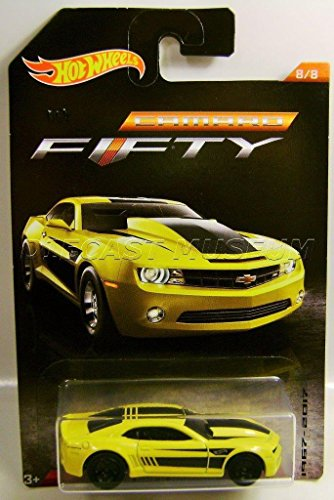 Hot Wheels 2013 '13 CHEVY CAMARO COPO 50TH FIFTY ANNIVERSARY EDITION HW 2017 (2013 Camaro Hot Wheels Edition For Sale)