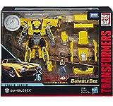 Transformers Studio Series Deluxe Class Rebekah's Garage Bumblebee with Charlie Exclusive Figure