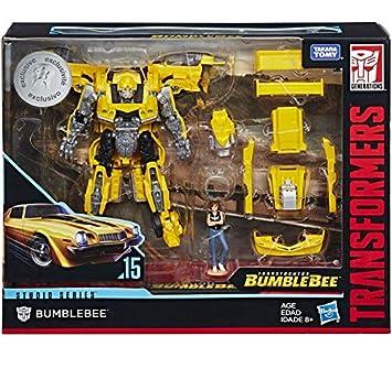 Transformers: Bumblebee Studio Series 15 Deluxe Class