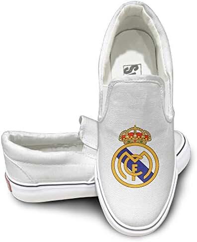 Real Madrid CF Madrid Football Club Canvas Fashion Canvas Sneaker