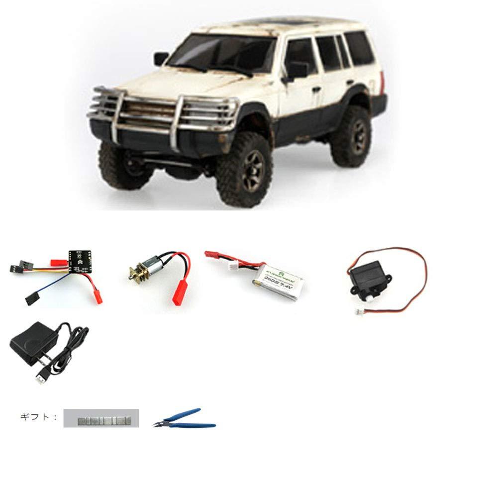 特別セーフ Dealpee Orlandoo (#3) クライミングカー組み立てリモコンモデルA02パジェロカーシミュレーション1/2蚊車キットクライミングカー (#3) #3 #3 Dealpee B07QJ29C94, ebeads:93f9f2e5 --- rsctarapur.com