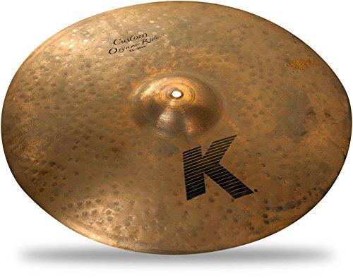 Medium Thin High Ride Cymbal (Zildjian K Custom 21