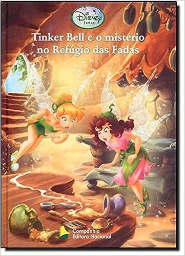 Tinker Bell E O Misterio No Refugio Das Fadas Em Portuguese Do
