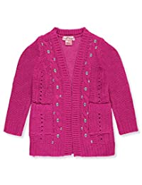 Pink Angel Little Girls' Cardigan