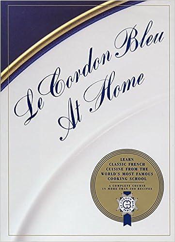 Livro Le Cordon Bleu Pdf
