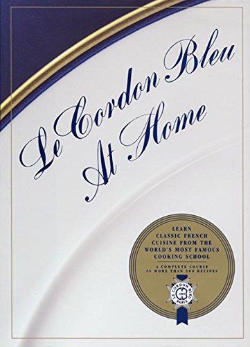 (Le Cordon Bleu at Home)